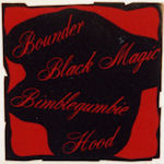 Bounder Screenprint